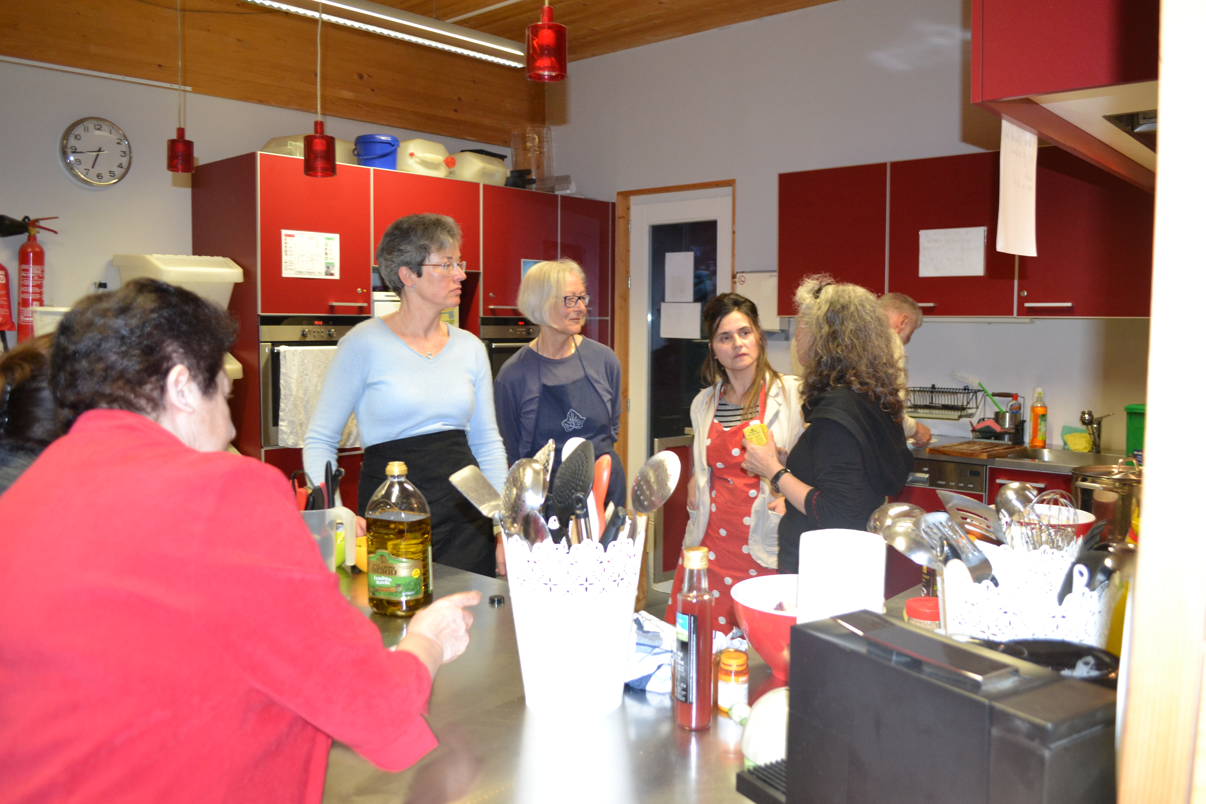 Atelier cuisine centre de quartier bossons plaines du loup - Atelier de cuisine marseille ...